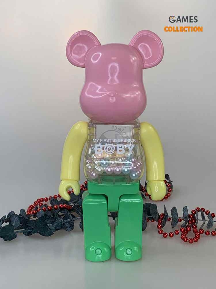 My First Bearbrick Baby Action Figures Popular Colorful 400%-thumb