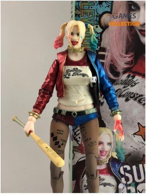 Harley Quinn 20 см (Фигурка)-thumb