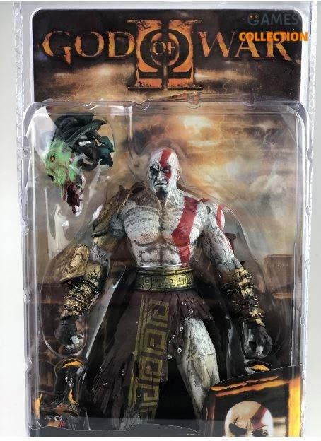 God of War Medusa Neca 20 см (Фигурка)-thumb
