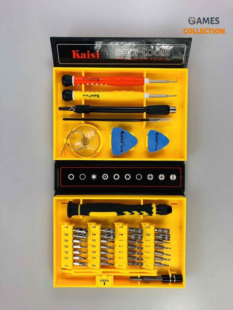 Magnetic Screwdriver Set (a010)-thumb