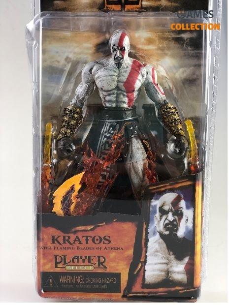 Kratos Neca 20 см God of War (Фигурка)-thumb
