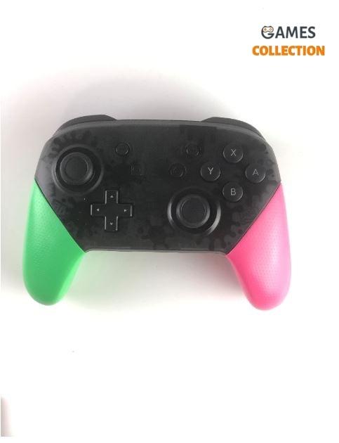 Контроллер Nintendo Switch Pro Pink Green-thumb