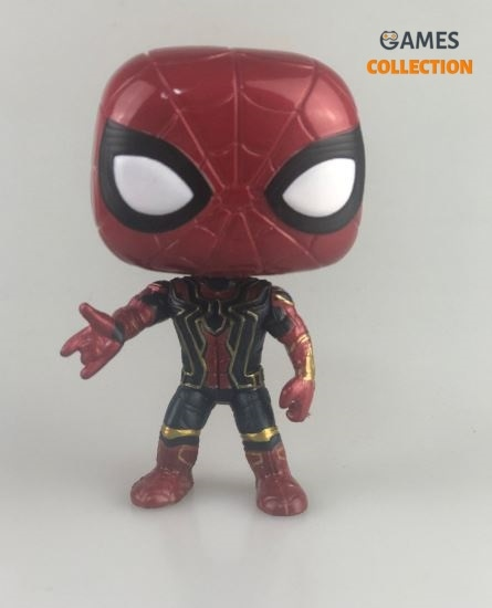 Pop Iron Spider 287 (Фигурка)-thumb