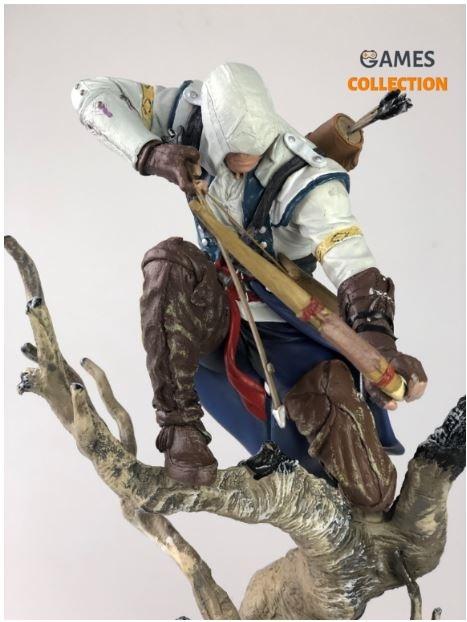Статуэтка-фигура Assassin's creed 3 (Фигурка)-thumb