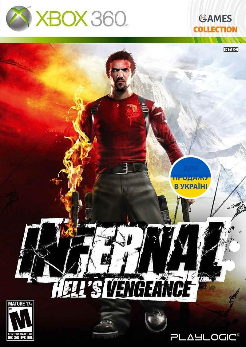 Infernal: Hell's Vengeance (XBOX360)-thumb