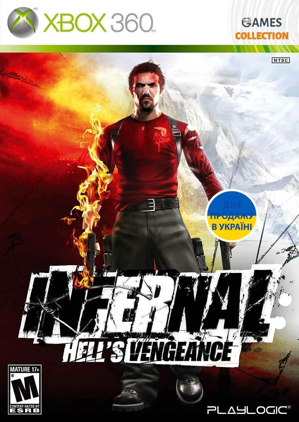 Infernal: Hell's Vengeance(XBOX360)-thumb