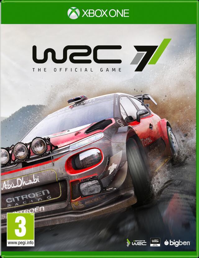 WRC 7 (Xbox One)-thumb