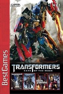 Сборник игр 5в1:Transformers-thumb