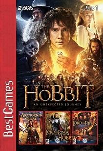 Сборник игр 4в1:The Hobbit-thumb