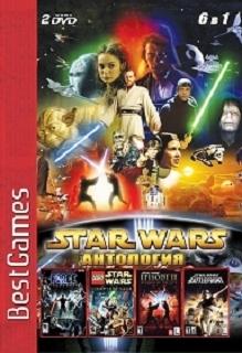 Сборник игр 6в1: Антология Star wars: Star Wars-thumb
