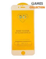 Защитное стекло для iPhone 6/6s (белый)-thumb