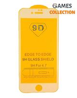 Защитное стекло для iPhone 7/8 (белый)-thumb