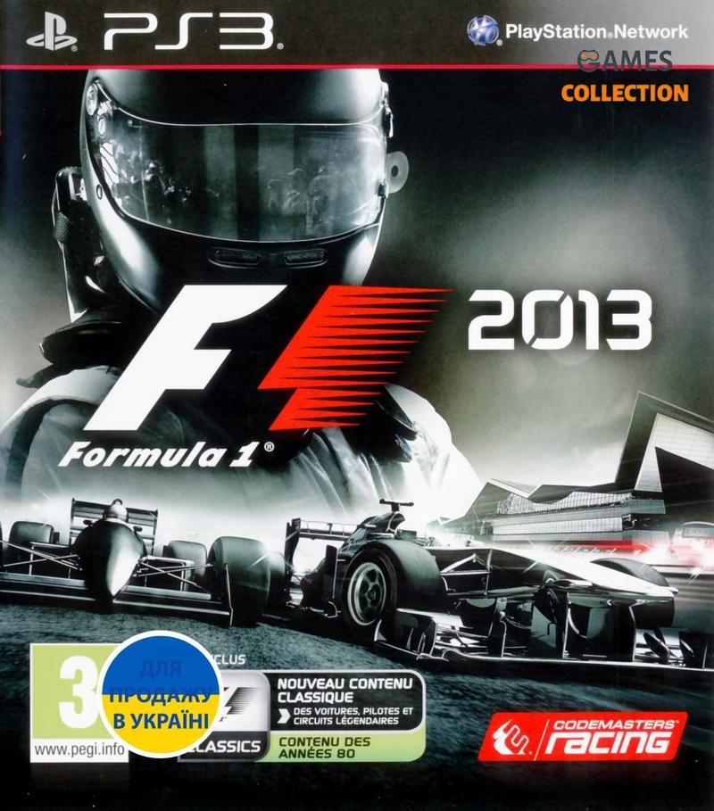 F1 2013 (PS3)-thumb