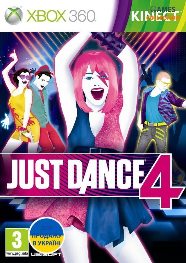 Just Dance 4 (для Kinect) (Xbox 360)-thumb