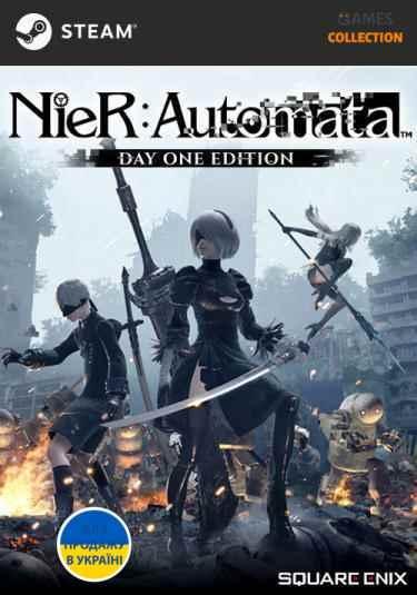 NieR: Automata (PC) Steam Gift-thumb