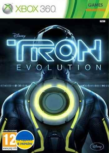 TRON Evolution: The Video Game(XBOX360)-thumb