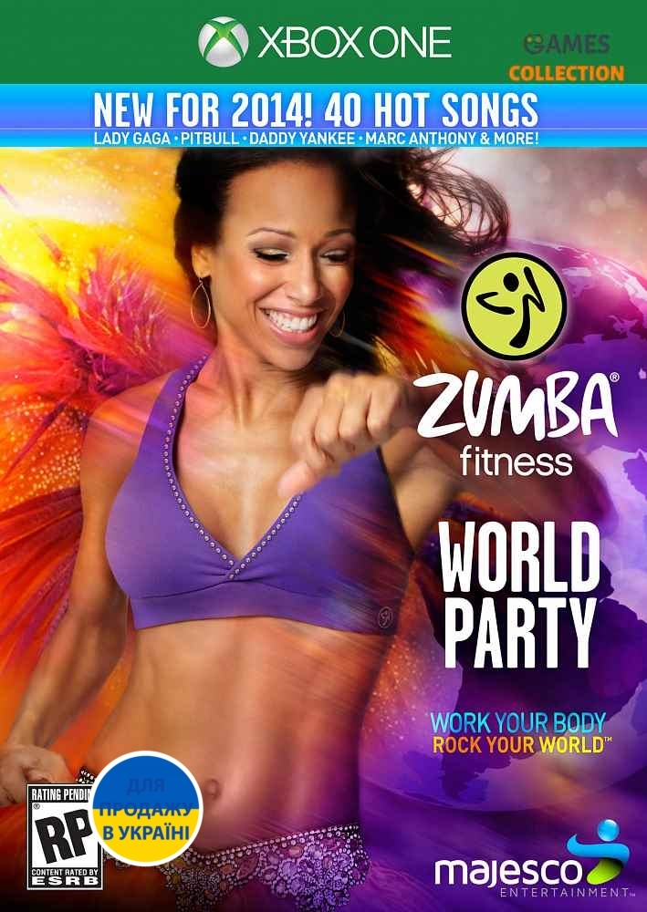 Zumba Fitness: World Party (Xbox One)-thumb