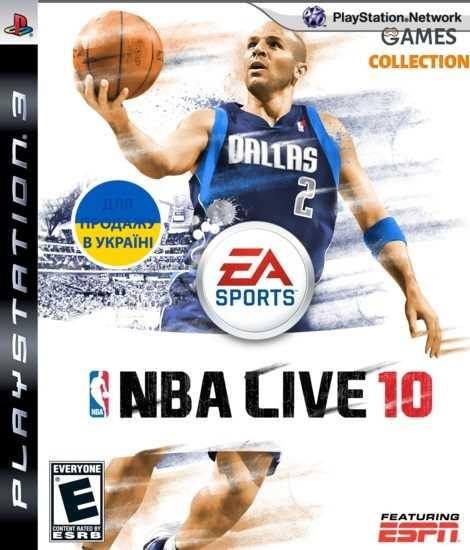 NBA LIVE 10 (PS3)-thumb