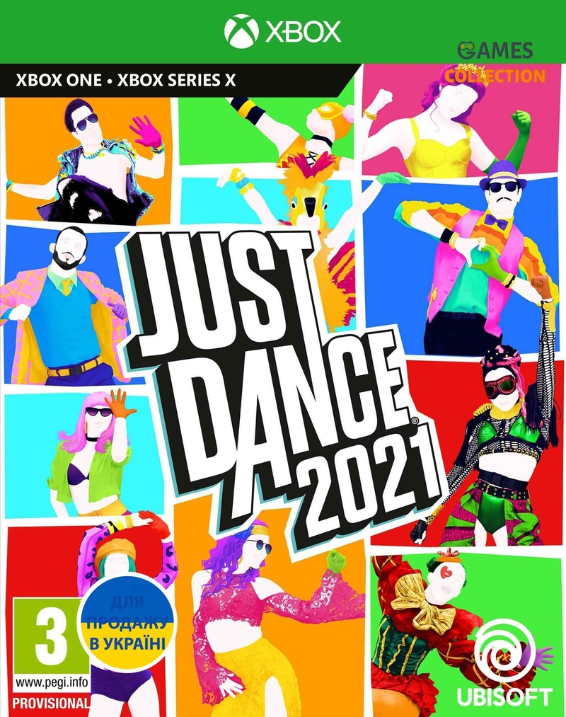 Just Dance 2021 (XBOX ONE/XSX)-thumb