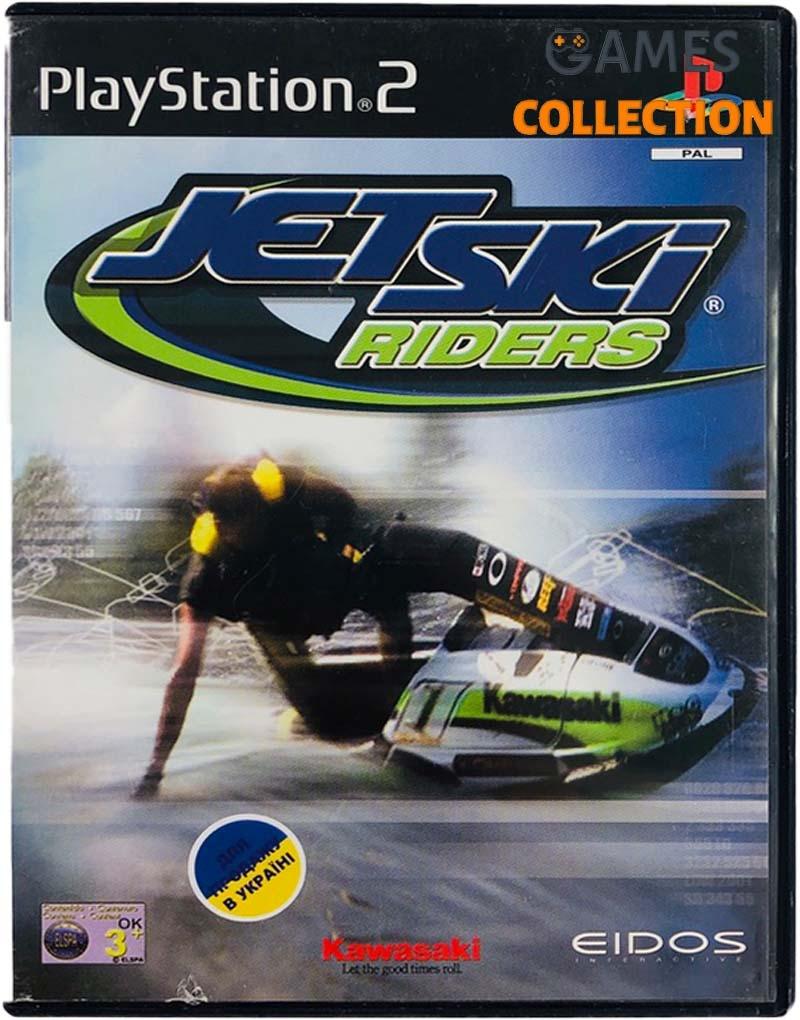 Jet Ski Riders (PS2) Б/У-thumb