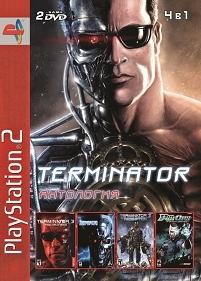 Сборник игр 5в1: Антология Terminator: Terminator 3: Rise of the Machines-thumb