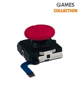 Joy-Con 3D аналоговый джойстик Nintendo Switch (Красный)-thumb