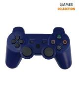 Синий беспроводной джойстик (PS3)-thumb