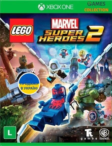 LEGO Marvel Super Heroes 2 (Xbox One)-thumb