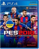 Pro Evolution Soccer 2018 (PS4)-thumb
