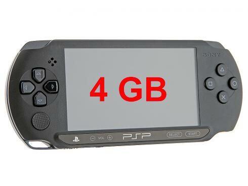 Sony PSP Street + 4GB (гар.1 год)-thumb