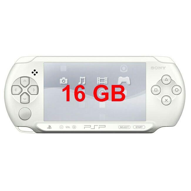 Sony PSP Street White + 16GB (гар.1 год)-thumb