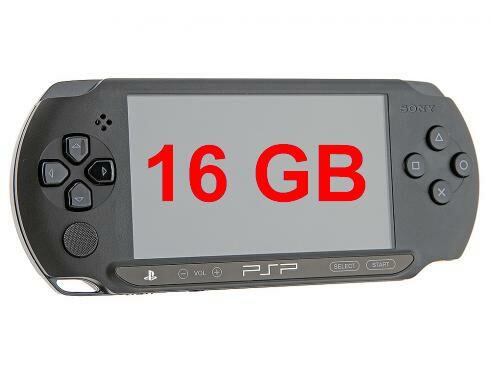 Sony PSP Street+ 16GB (гар.1 год)-thumb