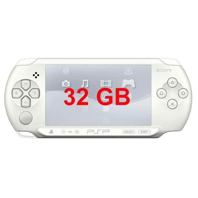 Sony PSP Street White + 32GB (гар.1 год)-thumb