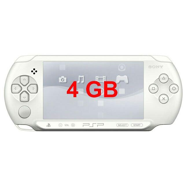 Sony PSP Street White + 4GB (гар.1 год)-thumb