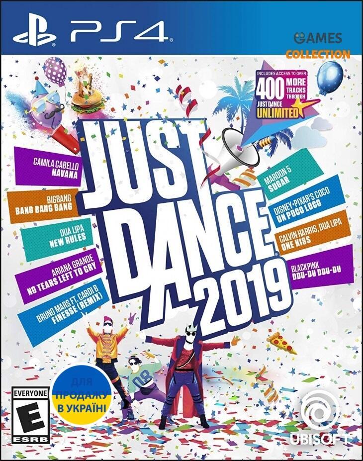 Just Dance 2019 (PS4)-thumb