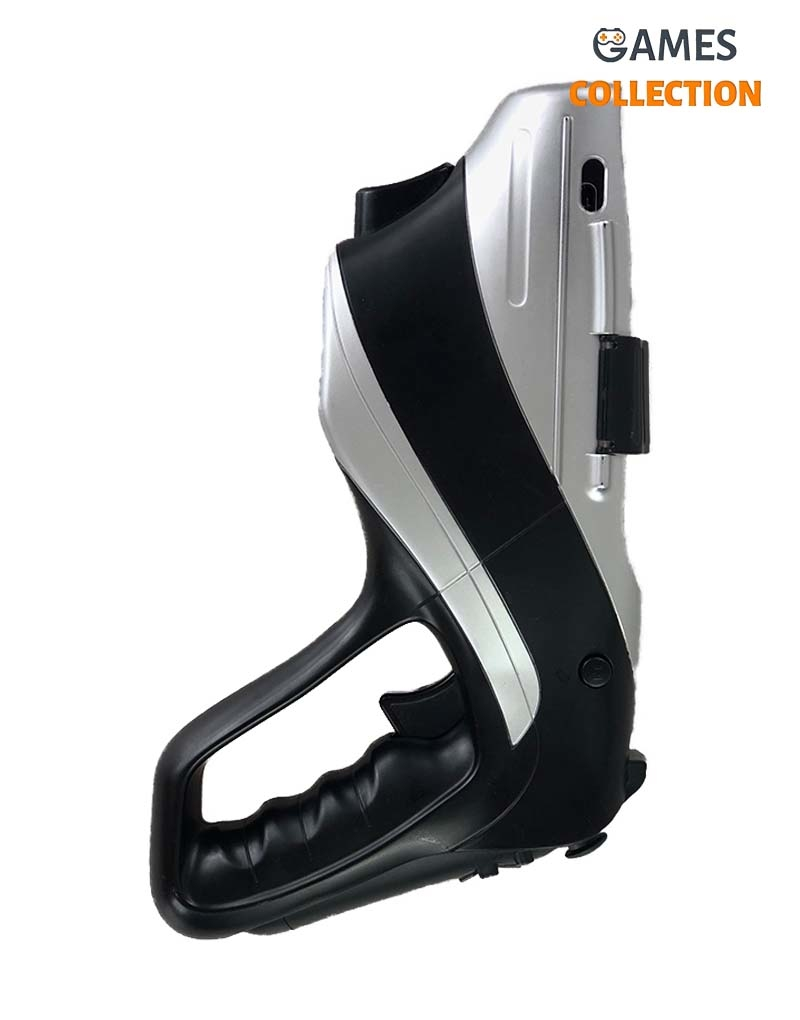 PS3 Пистолест серебристый NAVIGATION CONTROLLER (Б.У) (PS3)-thumb