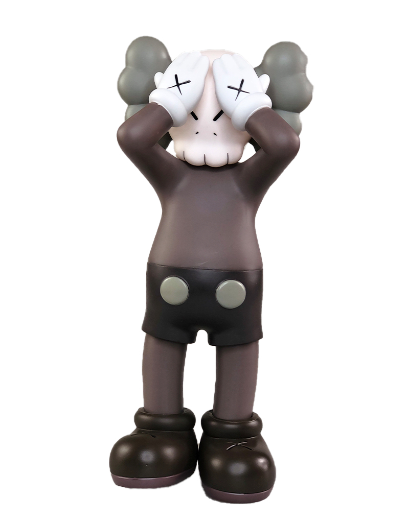 KAWS At This Time Action Figure 28 см-thumb