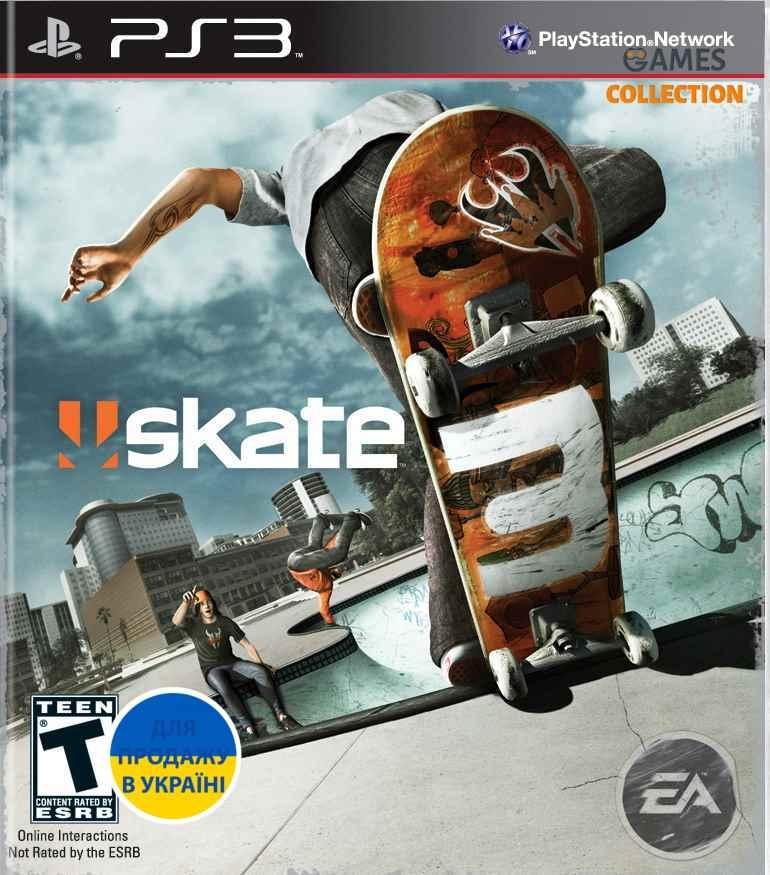 Skate 3 (PS3)-thumb