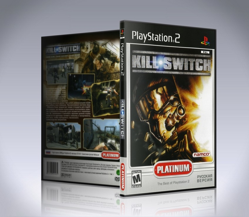Kill switch internationale version (ps2)-thumb