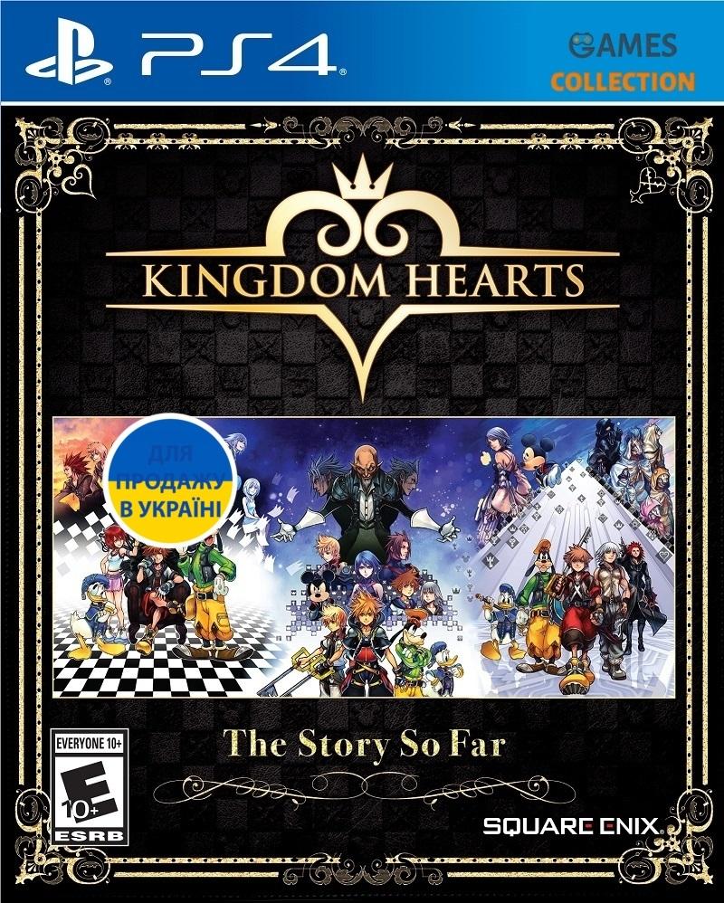 Kingdom Hearts The Story So Far (PS4)-thumb