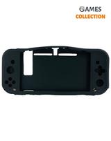 Противоскользящий  силиконовый чехол Цвета (Nintendo Switch)-thumb