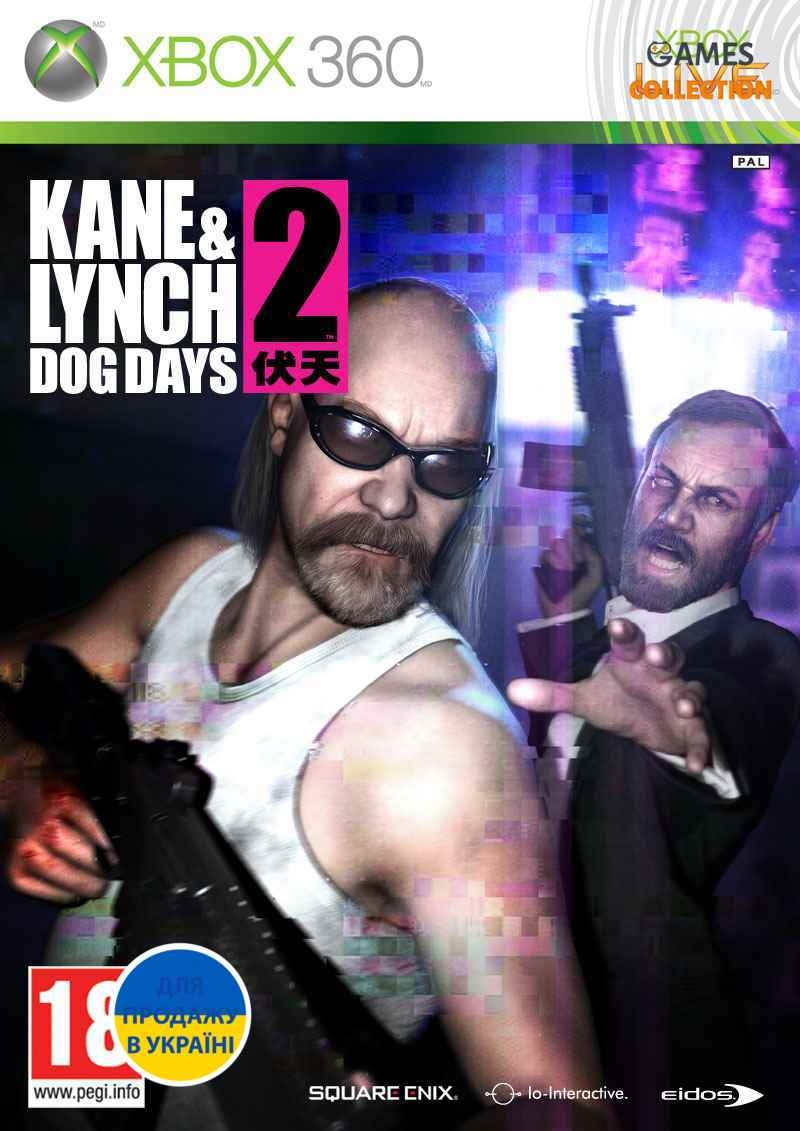 Kane and Lynch 2: Dog Days (XBOX360)-thumb