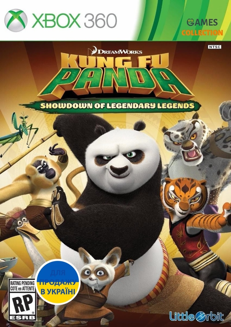 Kung Fu Panda: Showdown of Legendary Legends (XBOX 360)-thumb