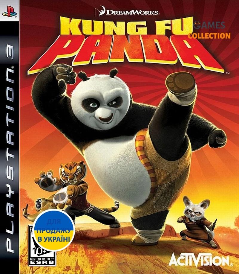 Kung Fu Panda (PS3)-thumb