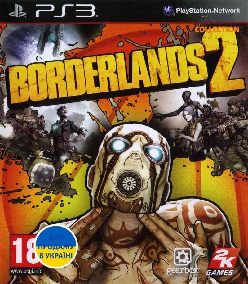 Borderlands 2 (PS3)-thumb