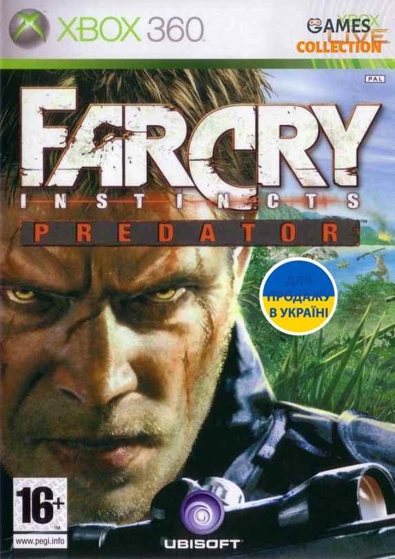 Far Cry Instincts Predator (XBOX360)-thumb