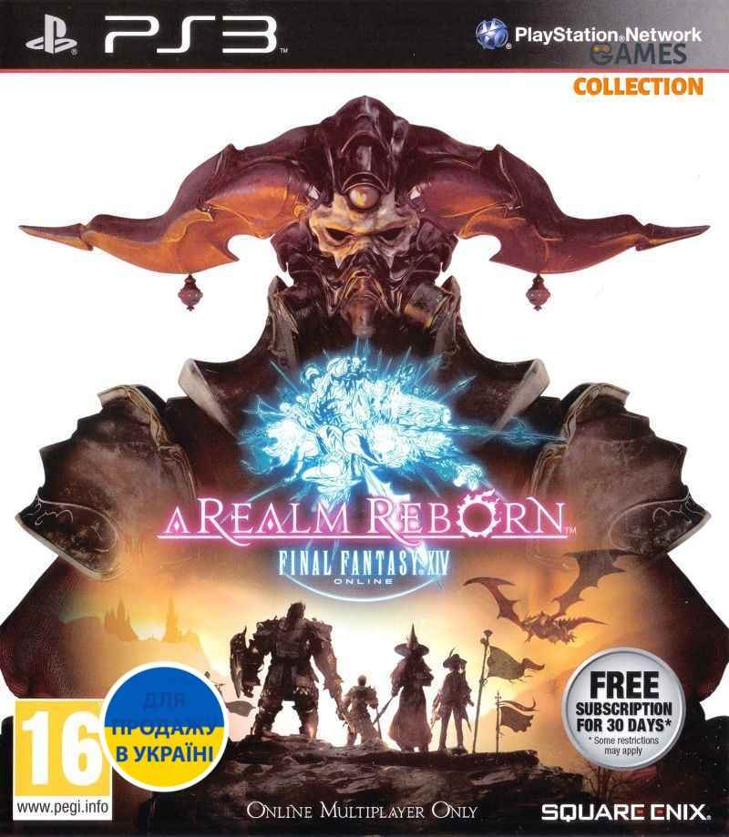 Final Fantasy XIV: A Realm Reborn (PS3)-thumb