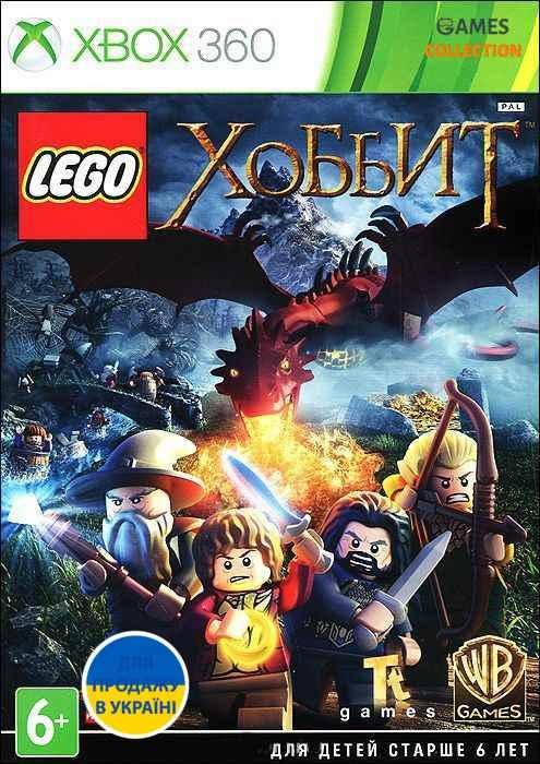 LEGO: The Hobbit (XBOX360)-thumb
