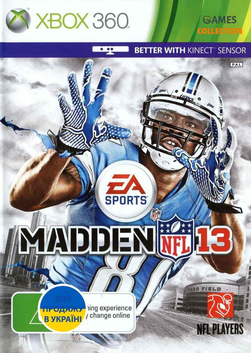 Madden NFL 13 (XBOX360)-thumb