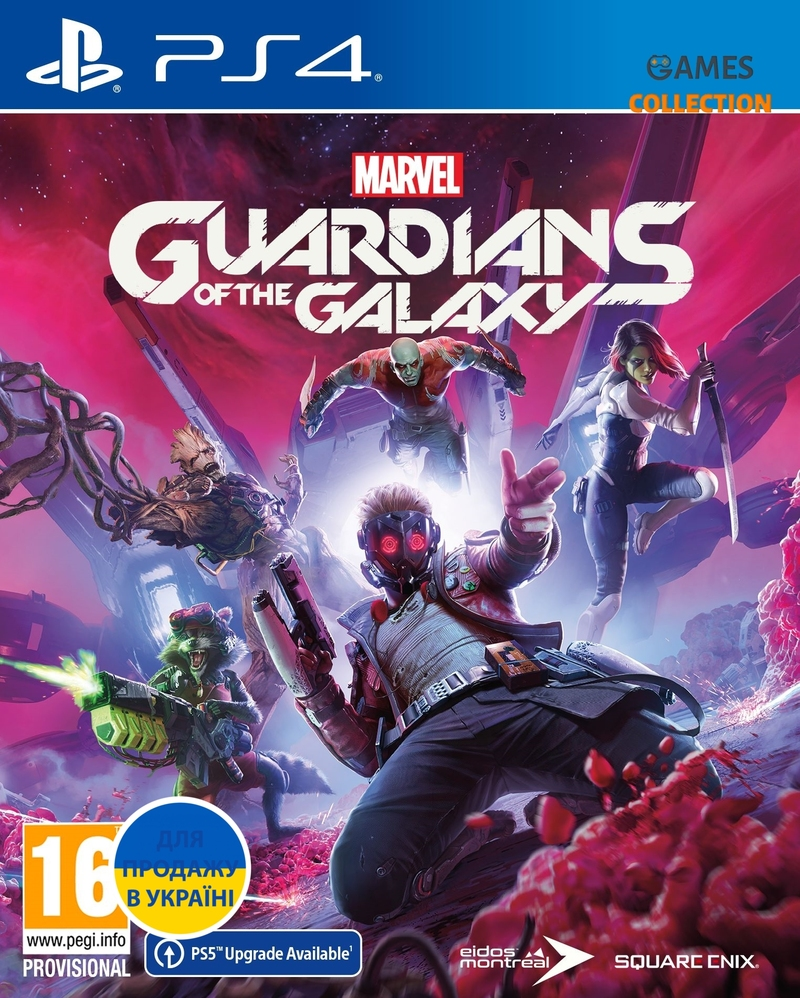 Marvel's Guardians of the Galaxy (PS4)-thumb